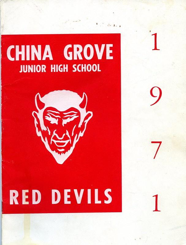 South Red Devil 1971 Tim310