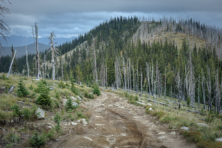 Blacklead Mountain
