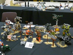 Operation Sidewinder at BrickCon 2013 by Lego Junkie.