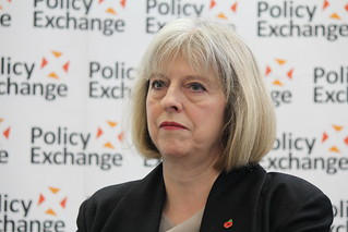 Rt Hon Theresa May MP, Home Secretary, at 'The Pioneers: Police and Crime Commissioners, one year on' | by Policy Exchange