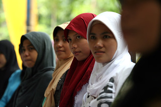 Training for women, Indonesia | by DFAT photo library