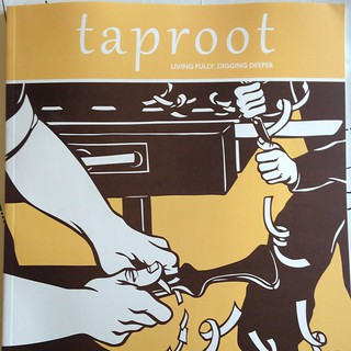 Taproot issue 8 - Reclaim | by Sonya Philip