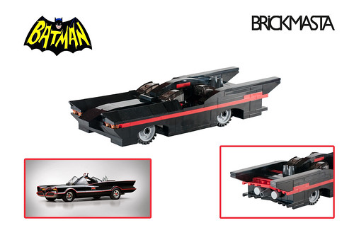 1966 Batmobile | by Brickmasta