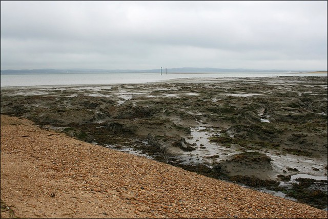 The Solent near Lepe