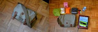 fjallraven vintage shoulder bag | by michael pollak