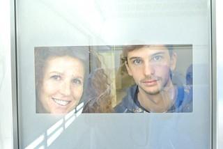 Maria Paola e Francesco Stola