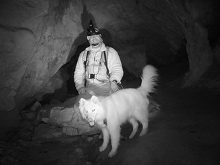 In The CAVE With The Princess 2   by woofdriver