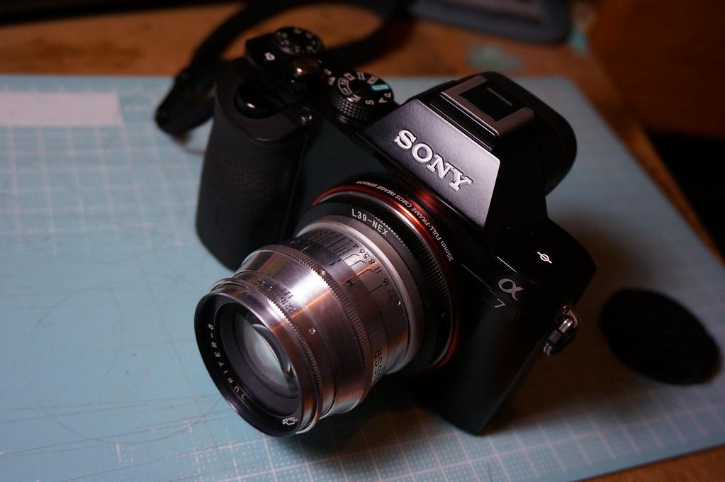 Jupiter-8 50mm f2 * Sony A7 | xeoc | Flickr
