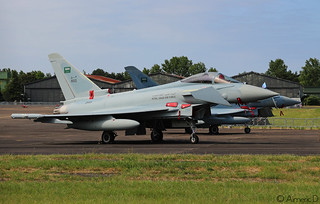 Eurofighter Typhoon - RSAF | by Aimeric D. Photographies