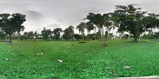 Fiji's Botanical Gardens (360º Photo)