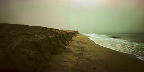 Gloomy Beach Walk | by Doha Sam