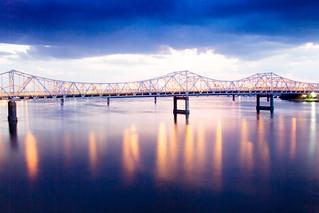Long Exposure I-65 Bridge | by Shannon Tompkins