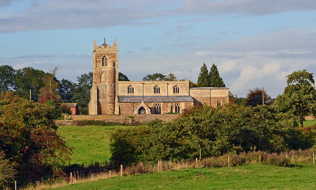 Edmondthorpe Church