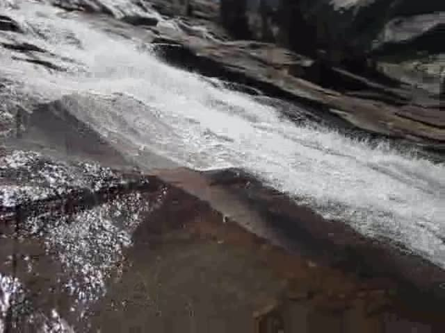 3577 Video of LeConte Falls on the Tuolumne River