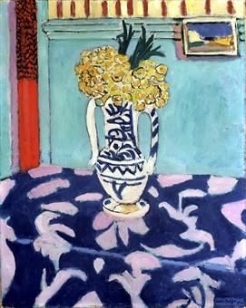 Matisse Henri 1869 1954 1911 Les Coucous Tapis Bleu Flickr