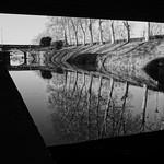 DSC03746 Running Along the Canal du Midi