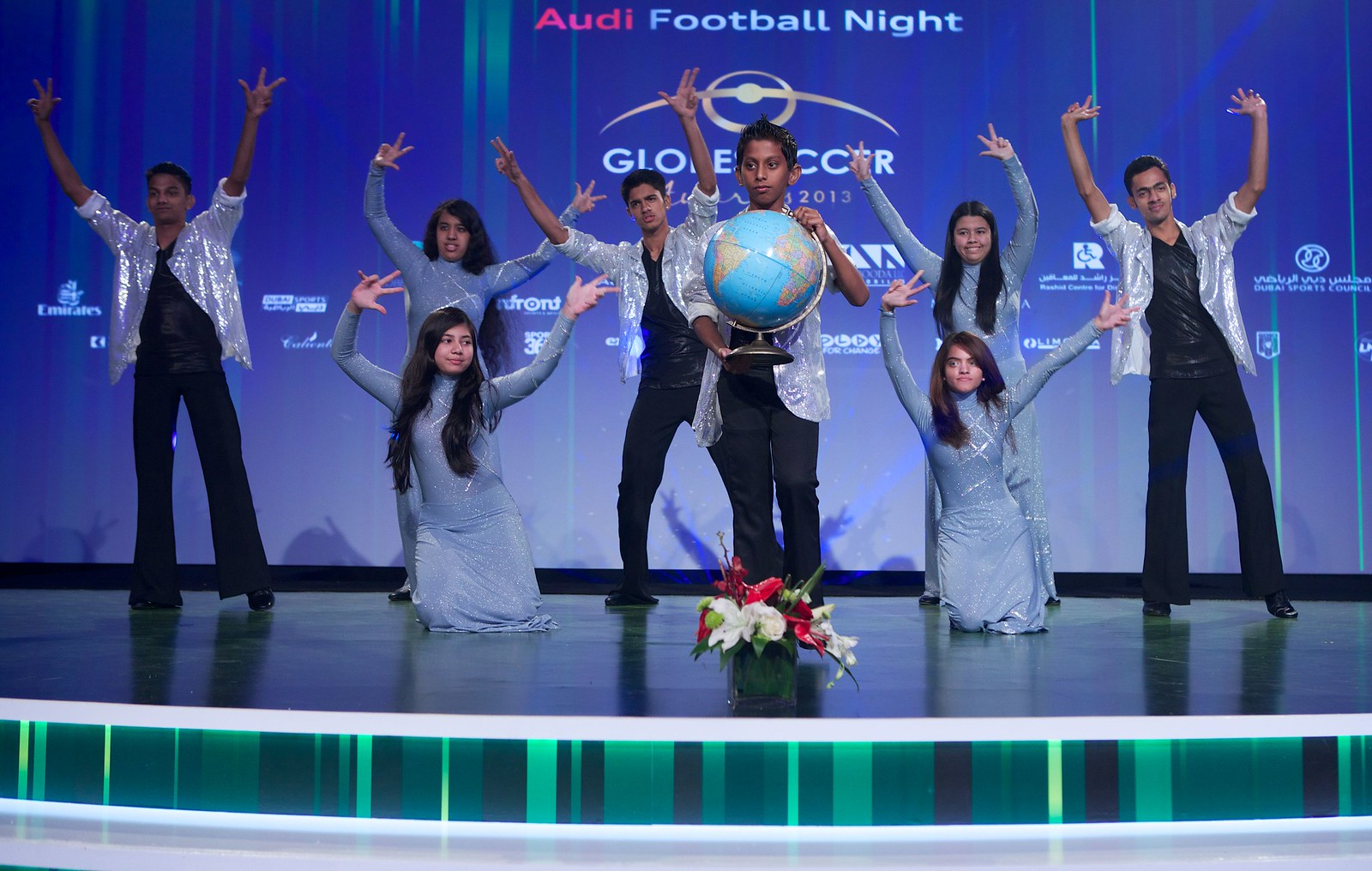 Globe Soccer Awards 215