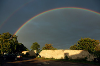 Rainbow Over Lindsay Road | by charlieishere@btinternet.com
