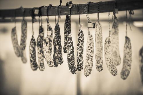 Sausage | by A. v. Z.