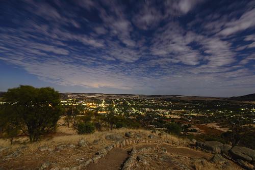york valley nightview westernaustralia smalltown surreality goldenoutback