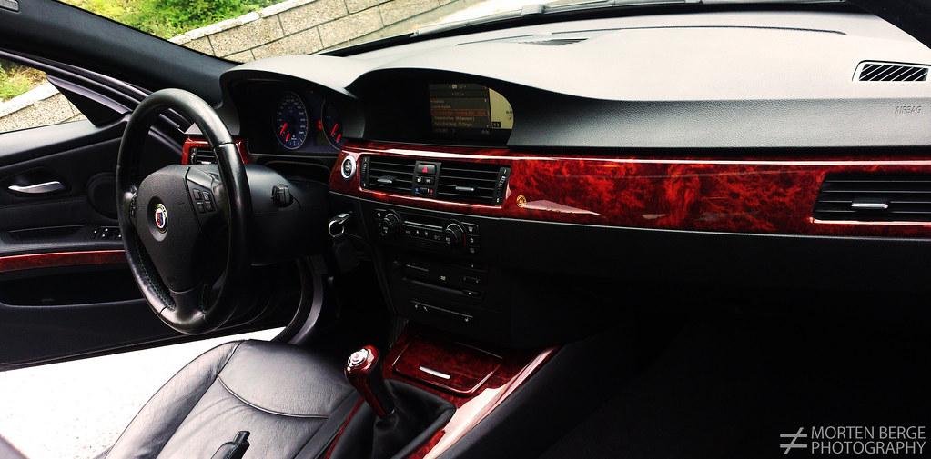 BMW Alpina E90 Interior | BMW Alpina E90 Dashboard The car i