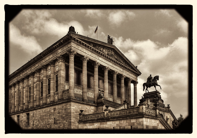 Berlin - Alte Nationalgalerie 08