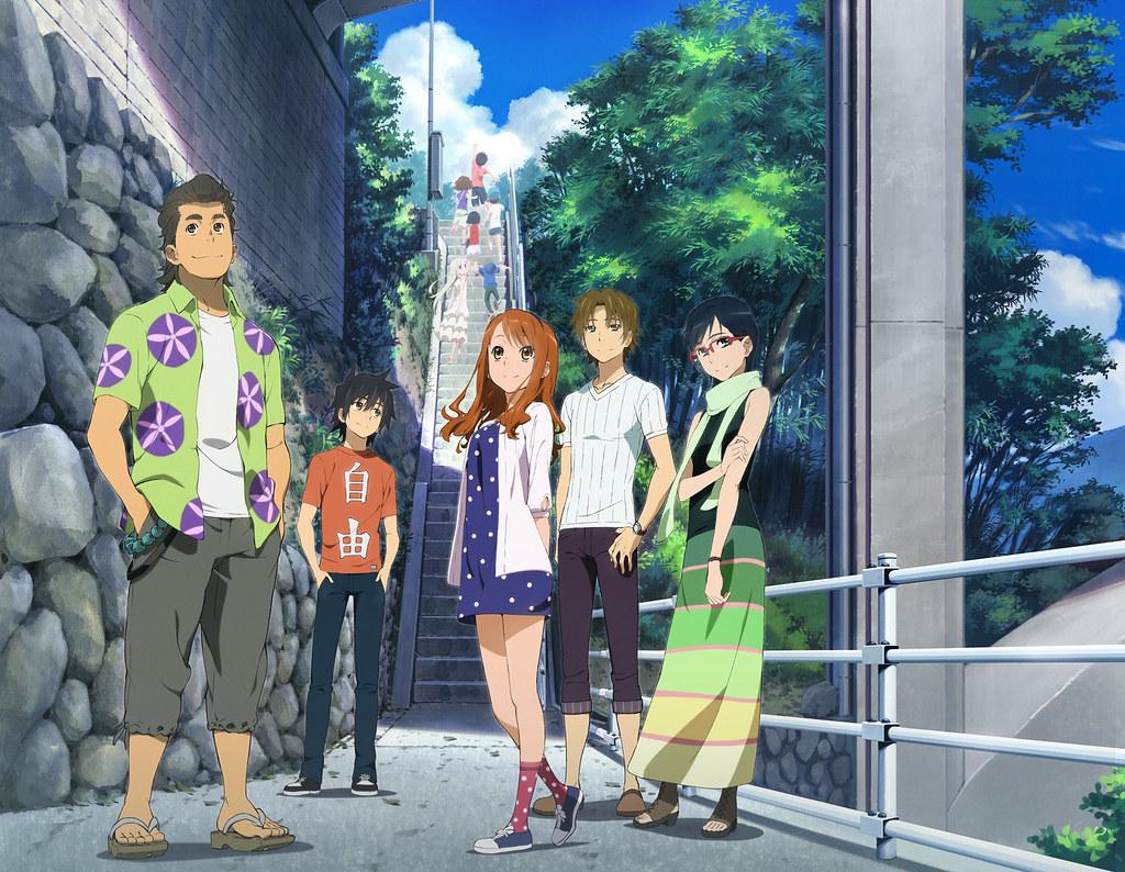 130531(3) - 從「面麻」角度細說從頭的劇場版《未聞花名》將在8/31上映,全新畫面之預告片首度公開!