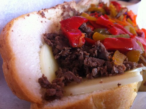 Pepper cheese steak | by adactio
