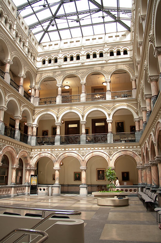 Municipal Atrium | by Zavvy Creations