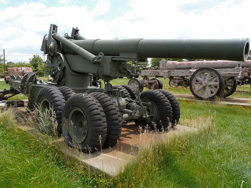 M115 203mm Howitzer (2)