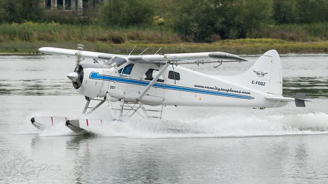 C-FGQZ - Van City Seaplanes - DHC-2 Beaver