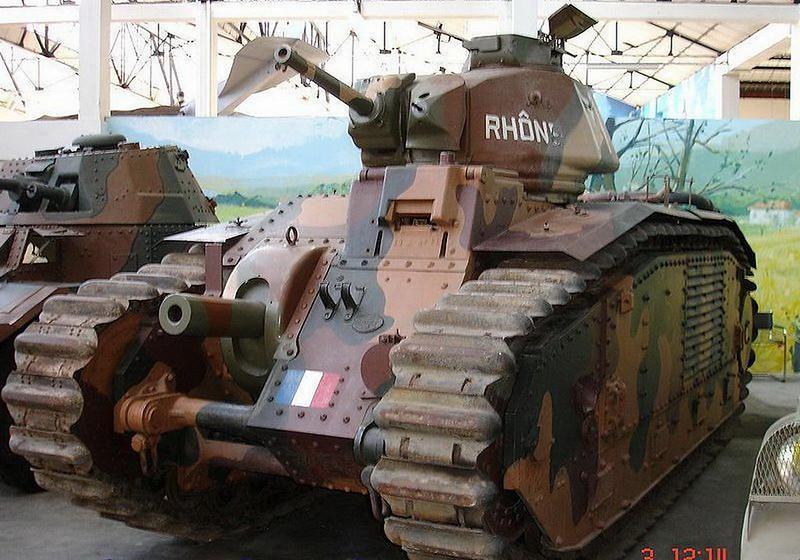 Renault B1 bis (2)