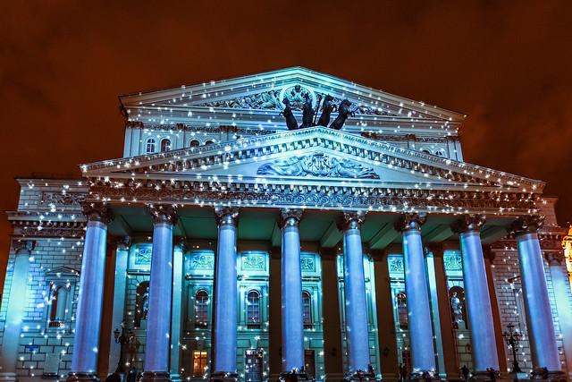 RUS10486(Bolshoi Theatre - Winter Tale)