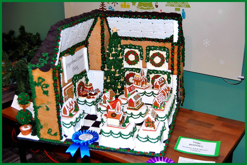 Gingerbread Village 2013