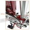300-123 Carry2014- CarryMe STD 8單速折疊小輪車 (莓果紅)2014-14