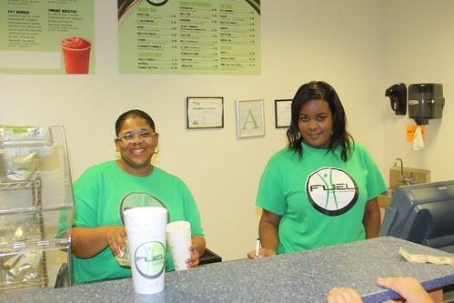 Energy Drinks at Baptist Healthplex