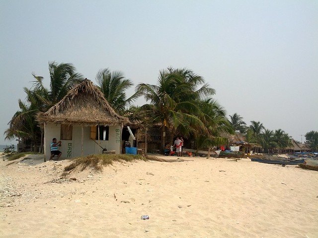 Garifuna Village on Chachauate