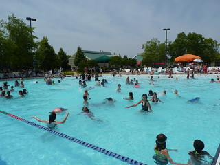 Outdoor Zero-depth Pool | by Bolingbrook Parks