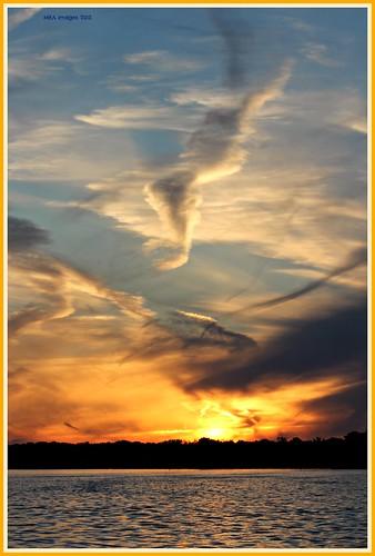 trees light sunset sun lake color nature water wisconsin clouds canon twilight colorful dusk silhouettes lakeside explore waterscape waterscene foxlake canoneos60d mygearandme mygearandmepremium mygearandmebronze flickrstruereflection2 flickrstruereflection3 picmonkey:app=editor merleearbeen meaimages