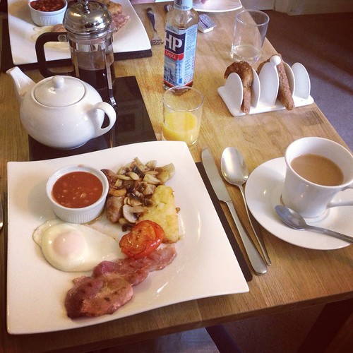 Full English breakfast | by Texarchivist