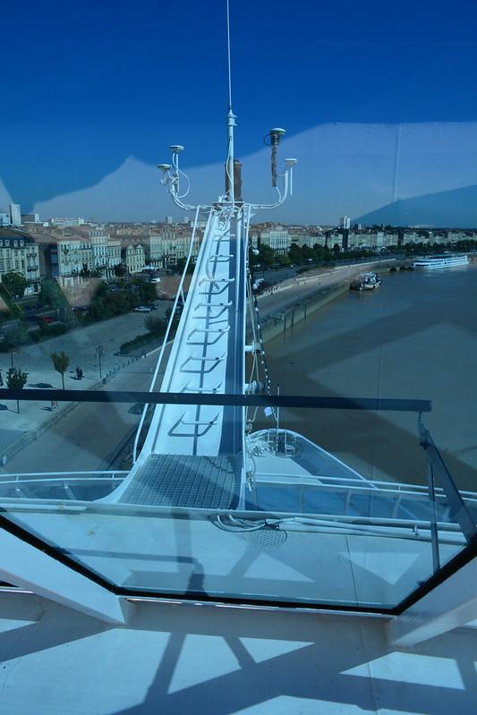 SUN DECK (Pont 11) - Visite de l'AZAMARA QUEST - Cérémonie de bienvenue - 20 aout 2013