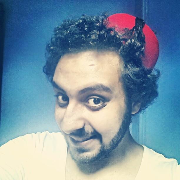 turkish #turkey #ankara #fez #beard #mustache #tarboosh