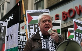 Hugh Lanning | by Palestine Solidarity Campaign