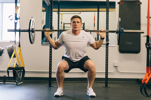 Fitness Model Leg Exercise Strength Weight Training - Must link to https://thoroughlyreviewed.com | by ThoroughlyReviewed