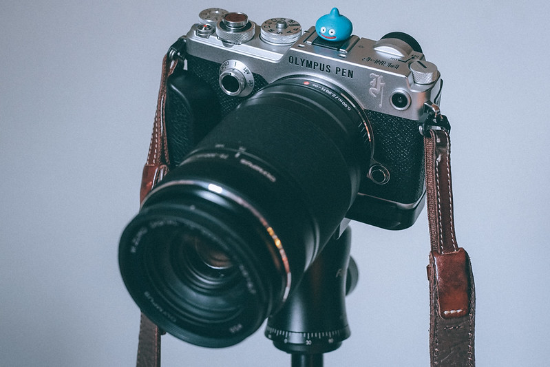 75-300mm f/4.8-6.7 II|Olympus PEN-F