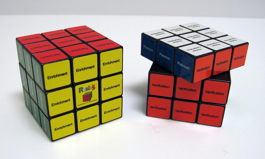 Customized Rubik's Cubes