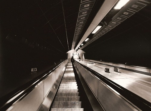 escalator | by Michael Frantzis