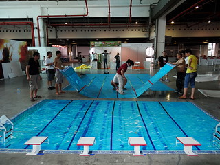 swiming pool in EXPO 2013_16 | by 3D floor sticker - YeJun