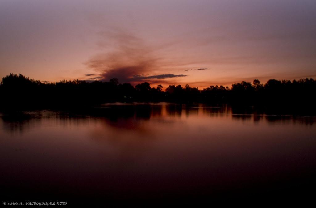 Sunset - Woodcroft, NSW
