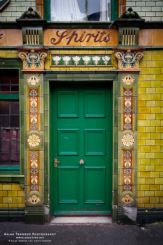 Manchester Doors | by The Autodidact Photographer